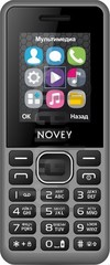 IMEI Check NOVEY A10 on imei.info