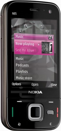 NOKIA N85 image on imei.info
