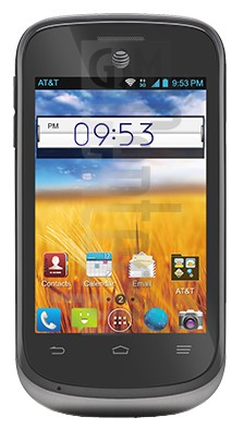 ZTE Z992 Avail 2 image on imei.info