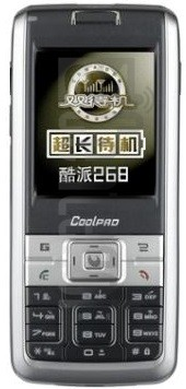 CoolPAD 268 image on imei.info