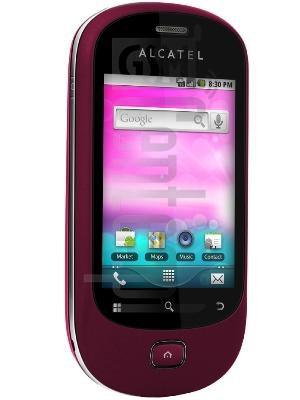 ALCATEL OT-908 image on imei.info