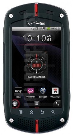 CASIO G'zOne Commando image on imei.info