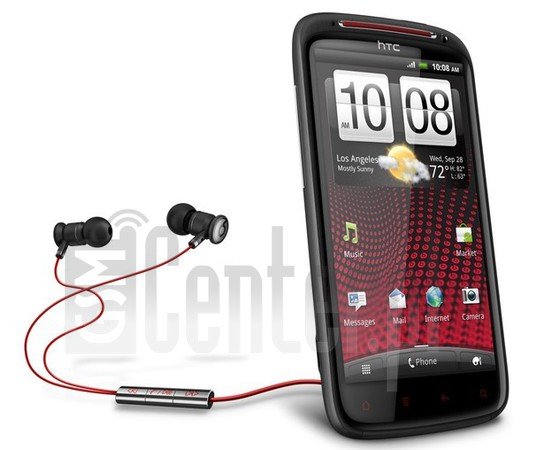 IMEI Check HTC Sensation XE with Beats Audio on imei.info