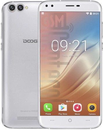 DOOGEE X30L image on imei.info