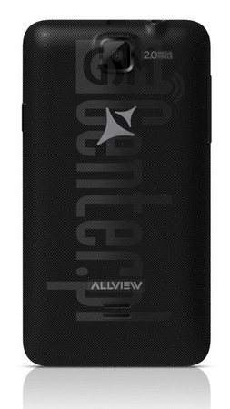 ALLVIEW A4 Duo image on imei.info