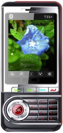 IMEI Check GFIVE T33 Plus on imei.info