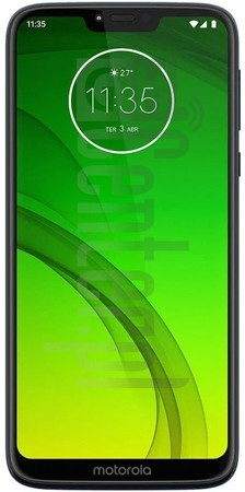 MOTOROLA Moto G7 Power image on imei.info