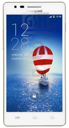 CoolPAD 5892 image on imei.info