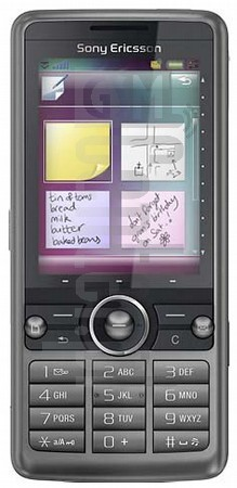 SONY ERICSSON G700 Business Edition image on imei.info