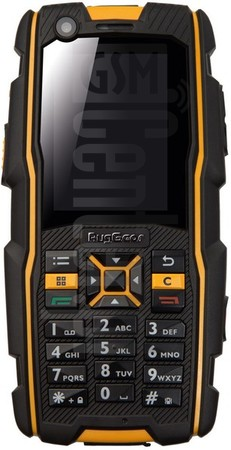 RUGGEAR RG300 image on imei.info