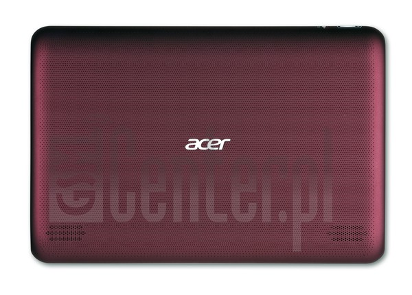 IMEI Check ACER A200 Iconia Tab on imei.info