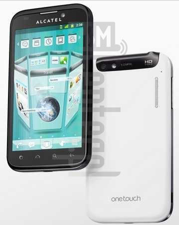 ALCATEL OT-991D image on imei.info