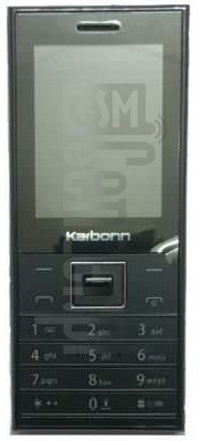 KARBONN K-CHAMP 9 image on imei.info
