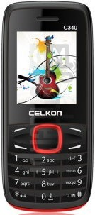 CELKON C340 image on imei.info