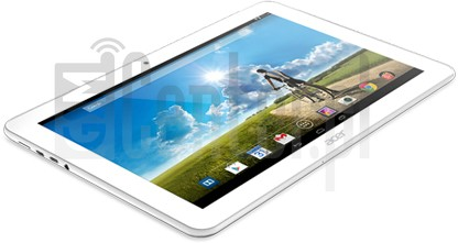 ACER A3-A30 Iconia Tab 10 image on imei.info