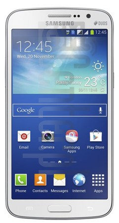 SAMSUNG I9060 Galaxy Grand Neo image on imei.info