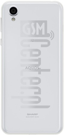 SHARP Aquos Sense Plus image on imei.info