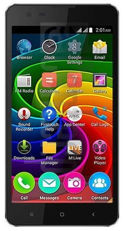 MICROMAX Bolt Q331 image on imei.info