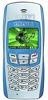 ALCATEL OT 153 image on imei.info