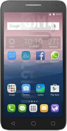 ALCATEL OneTouch POP 3 5025D image on imei.info