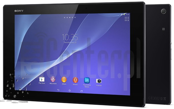 SONY Xperia Tablet Z2 3G/LTE image on imei.info
