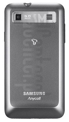 SAMSUNG M190S Galaxy S Hoppin image on imei.info