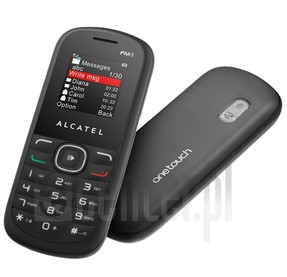 ALCATEL OT-308 image on imei.info