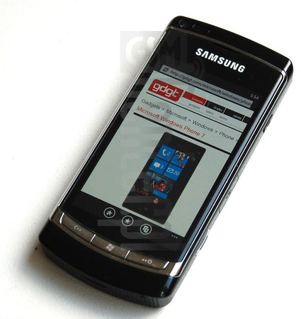 SAMSUNG I707 Taylor image on imei.info