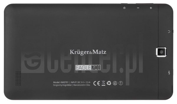 KRUGER & MATZ KM0701 Eagle 701 image on imei.info