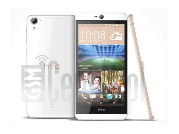 HTC DESIRE 826 - Full phone specification - IMEI.info