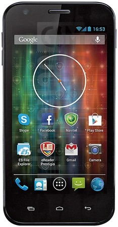 PRESTIGIO MultiPhone 5501 DUO image on imei.info