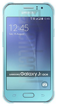 SAMSUNG J110 Galaxy J1 Ace image on imei.info