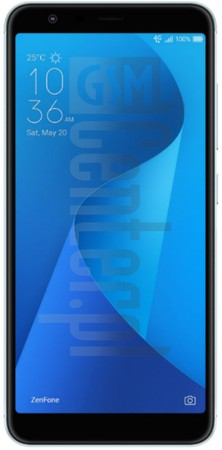 IMEI Check ASUS ZenFone Max Plus ZB570TL on imei.info