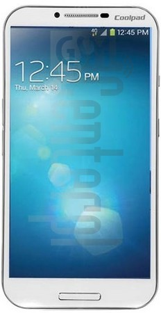 CoolPAD 8970 image on imei.info