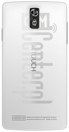 XTOUCH X4shot image on imei.info