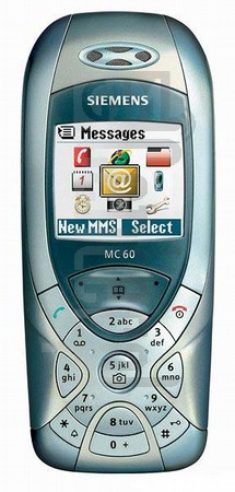 SIEMENS MC60 image on imei.info