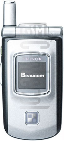 BEAUCOM T503F image on imei.info