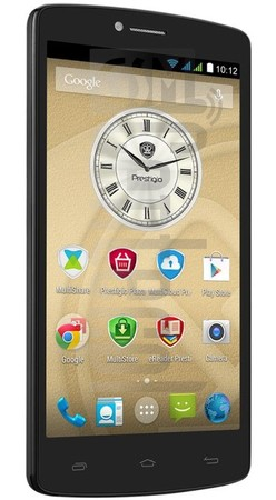 PRESTIGIO MultiPhone 5550 Duo image on imei.info