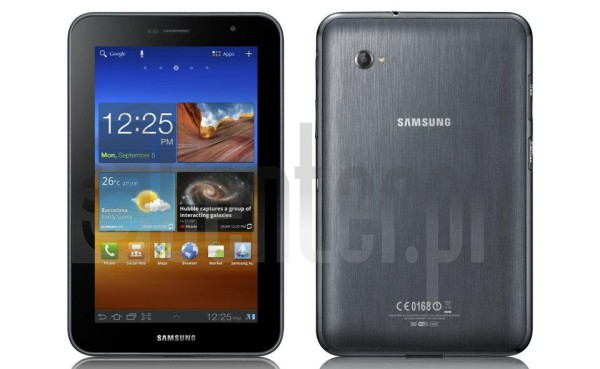 IMEI Check SAMSUNG P6200 Galaxy Tab 7.0 Plus  on imei.info