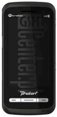 MICROMAX EG333 image on imei.info