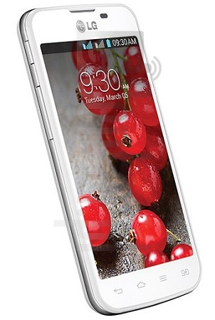 LG E455 Optimus L5 II Dual image on imei.info