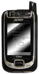 GIONEE T88 image on imei.info