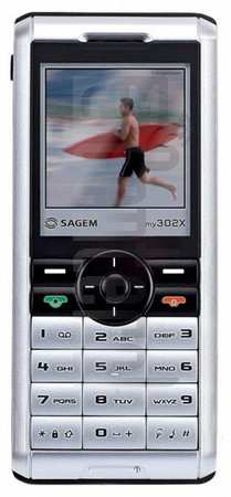 SAGEM MY 302X image on imei.info
