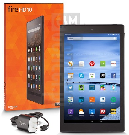 AMAZON Fire HD 10 image on imei.info