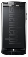 IMEI Check VERTU Signature Touch on imei.info