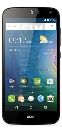 ACER Liquid Z630 image on imei.info