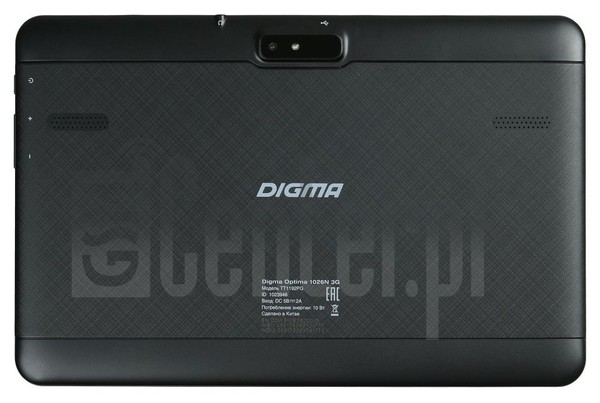 DIGMA Optima 1026N 3G image on imei.info
