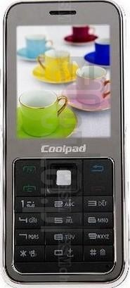 CoolPAD D21 image on imei.info