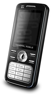 GENERAL MOBILE DST700 image on imei.info