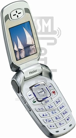 HAIER V20 image on imei.info